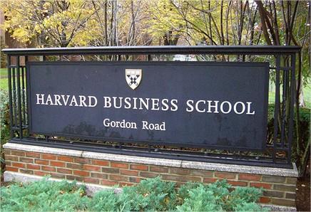 Comment se faire accepter au MBA de Harvard?
